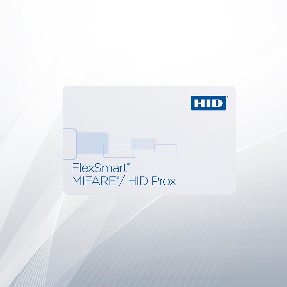 1431 MIFARE HID Prox Combo Card